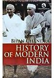 History of modern india by bipin chandra