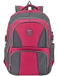 98f03763058ca Ergonomisches Daypack City Damen Herren Rucksack Schulrucksack Backpack  Tasche für Reise Sport Freizeit
