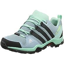 adidas Terrex Ax2r CP K, Zapatillas de Marcha Nórdica Unisex para Niños