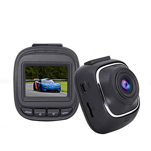 TIANZZ Mini Dash Cam 720P FHD DVR Auto Fahren Recorder WDR 1,5 Zoll Bildschirm In G-Sensor Loop Aufnahme und Bewegungserkennung,Black