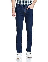 Arrow Mens Relaxed Fit Jeans (8907538544698_AJUJN2814_36W x 34L_Navy)