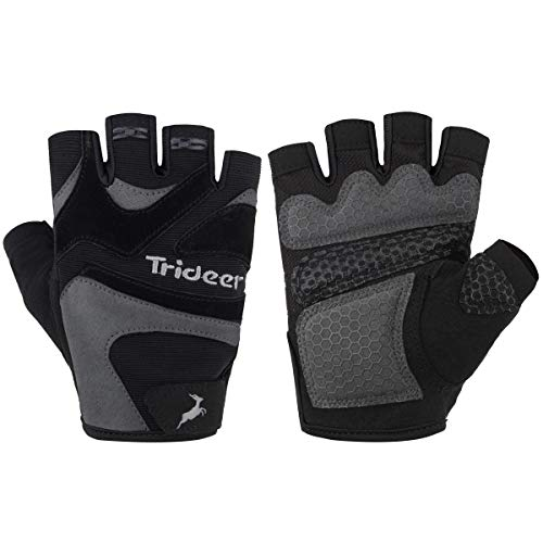Trideer Weight Lifting Padded Gl...