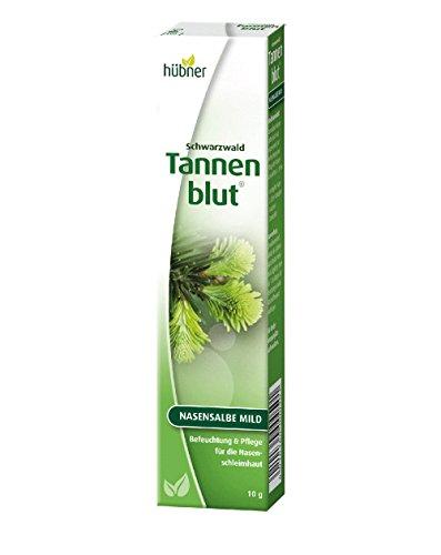 Tannenblut Nasensalbe Mild 10g