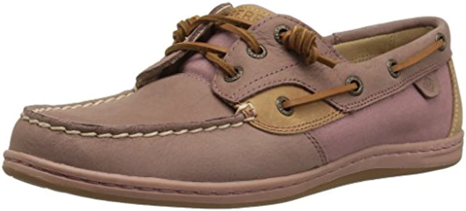 Sperry Top-Sider Top-Sider Top-Sider Wouomo Songfish Seasonal scarpe, Mauve, 9 M US | Forma elegante