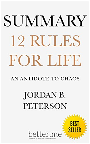 jordan peterson 12 rules for life audiobook free download