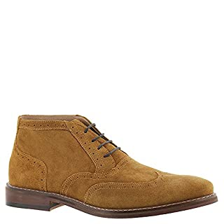 Stacy Adams Men's Arley Tan Suede 9.5 D US