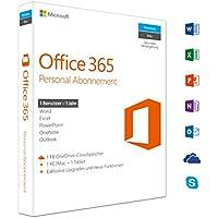 Microsoft Office 365 Personal multilingual | 1 Gerät | 1 Jahresabonnement | PC/Mac | Box