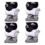 #1: Easy4Buy Pack Of 12 Pairs Socks With ADS Logo Sports Ankle Length Cotton Towel Socks
