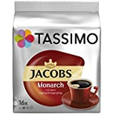 Tassimo Jacobs Monarque (16 Portions) (Pack de 4)