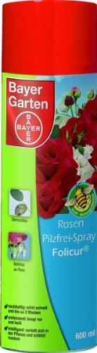 Bayer Rosen-Pilzfrei-Spray Folicur - 600 ml