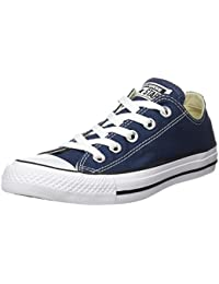 Converse AS OX CAN NVY - Caña baja de lona unisex