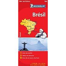 Carte Routiere Nord Bresil.Amazon Fr Carte Routiere Bresil