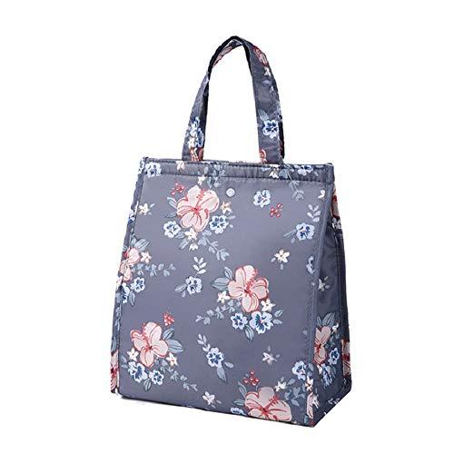 89df6cf724d9f TAOtTAO Cute Women Ladies Girls Kids Portable Insulated Lunch Bag Box  Picnic Tote Cooler (A