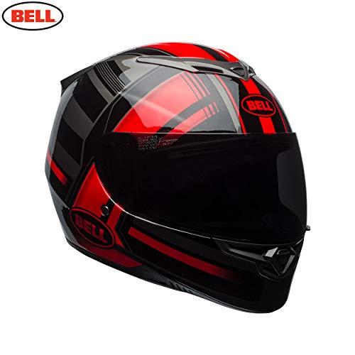 Bell caschi RS2tattico, rosso/nero/titanio, piccolo