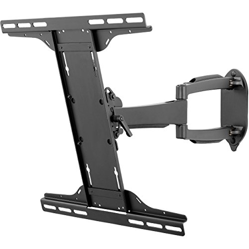 50 Articulating Wall Arm (Peerless SA746PU - PEERSA746PU - Corrosion Resistant articulating Wall arm for Indoor or Outdoor Flat Panel displays 32