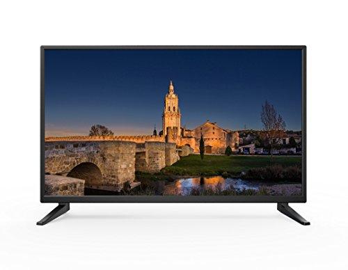 """412RkGurmgL - TD Systems K32DLM7H - Televisor LED de 32"""" (HD, 3X HDMI, VGA, USB Reproductor y Grabador) Color Negro"""
