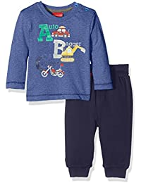 Salt & Pepper B Set Longsleeve Keep Moving, Conjunto De Ropa para Bebés