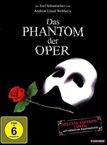 Kostüm Minnie Miss - Das Phantom der Oper [Special Edition] [2 DVDs]