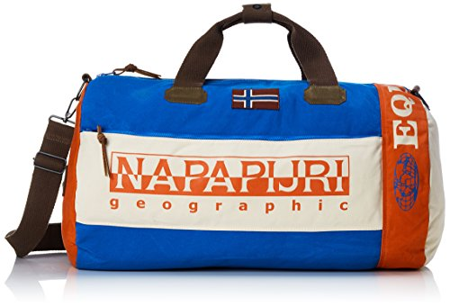 Napapijri Sarov 1, Sacs bandoulière mixte adulte, Blau (Mountain Blue), 35x35x60 cm (B x H T)