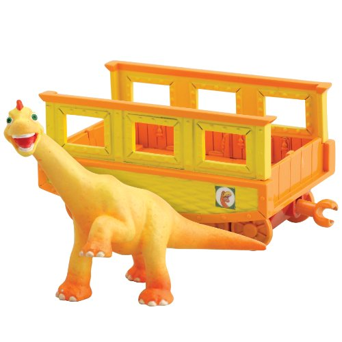 RC2 Learning Curve Dinosaur Train - Collectible Ned with Train Car
