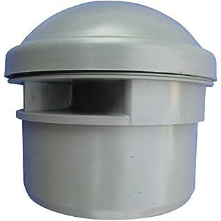 Tube Aerator Ventilation Valve for Sanitary Facilities DN 50