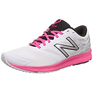 New Balance Damen Flash Run V1 Hallenschuhe, weiß