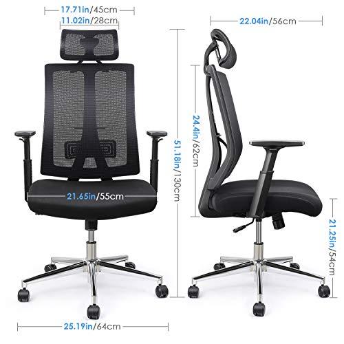 Zoom IMG-1 intey sedia ergonomica per ufficio