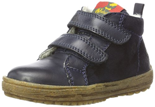 Naturino Baby Jungen Cloud VL Sneaker, Blau (Neutral-9101), 25 EU