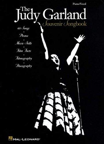 Judy Garland Souvenir Songbook (Piano/Voice/Guitar): Souvenir Song Book - Piano/vocal