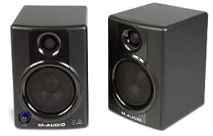 M-Audio Haut-parleurs de bureau Studiophile Av30