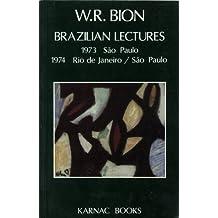 Brazilian Lectures: 1973, Sao Paulo; 1974, Rio de Janeiro/Sao Paulo: Pts. 1 & 2