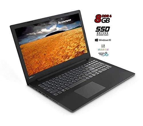 Notebook Lenovo cpu A4 9125 burst fino 26GHz display da 156