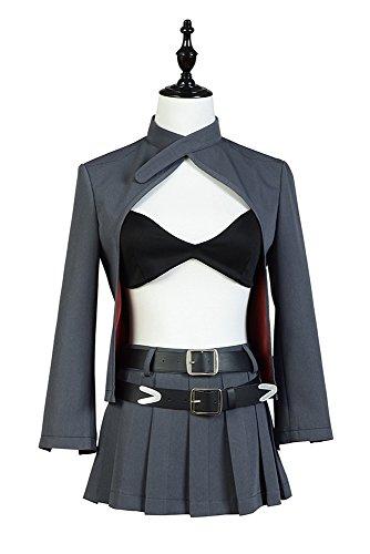Noragami Bishamonten Outfit Cosplay Kostüm Damen M (Noragami Cosplay Kostüm)