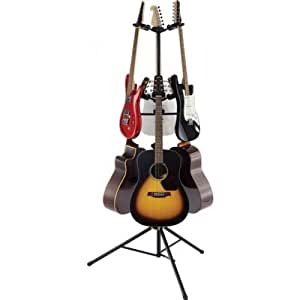 Stand / Support pour 6 GUITARES ou BASSES ~ NEUF & Garantie