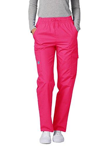 Adar Uniforms Medizinische Schrubb-hosen - Damen-Krankenhaus-Uniformhose 506 Color FRP | Talla: XS