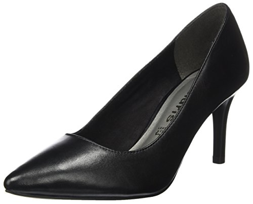 Tamaris Damen 22434 Pumps, Schwarz (Black), 36 EU