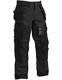 Blaklader Knee Pad Work Trousers with Nail Pockets (PolyCotton)X1500 - 1500 1380