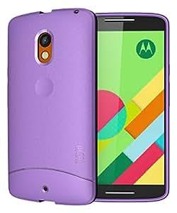 TUDIA ARCH Case for Motorola Moto X Play (Purple) [TD-TPU3456]