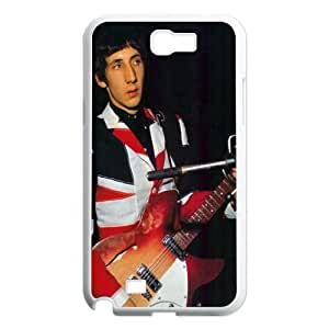 JamesBagg Phone case The Who Music Band For Samsung Galaxy Note 2 Case FHYY536744