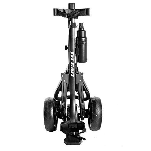 Longridge Chariot Trois Roues Noir Golf Noir