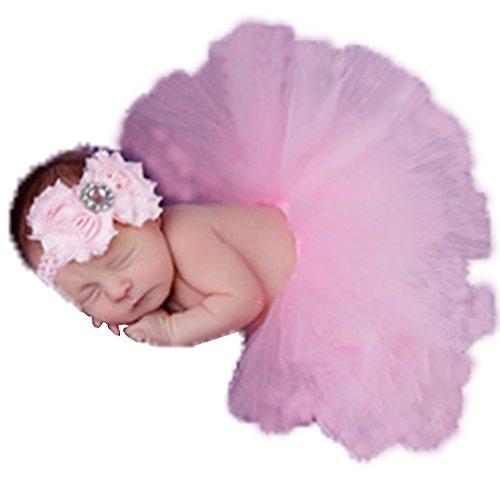 Yoliki Baby Foto Kostüm Neugeborenes Baby Rock Tutu Kleidung Trikot Prop Outfits Bekleidung Set