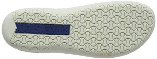 BirkenstockIslay Damen - Scarpe stringate Donna Grigio (Grau (Stone))