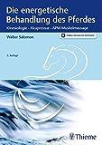 Die energetische Behandlung des Pferdes: Kinesiologie - Akupressur - APM-Muskelmassage - Walter Salomon