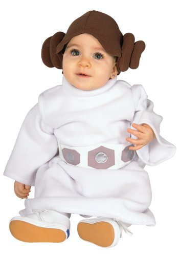 Princess Leia Toddler Fancy dress costume 3T/4T (Star Wars Prinzessin Leia Kostüm Baby)