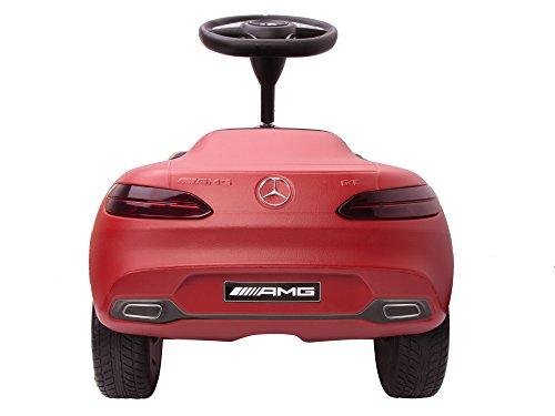 BIG Spielwarenfabrik 800056347 - Bobby-AMG GT, Rutschfahrzeug, rot - 3