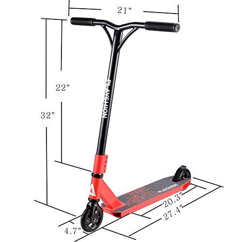 Zoom IMG-3 playshion pro stunt scooter monopattino