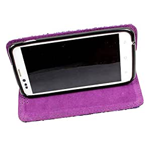 For HTC ONE X / HTC One X Plus - DooDa Quality PU Leather Flip Case Cover With Smooth inner Velvet To Keep Screen Scratch-Free