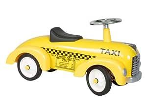 marquant taxi voiture pour enfant r tro vintage jeux et jouets. Black Bedroom Furniture Sets. Home Design Ideas