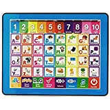 Babytintin Y-Pad Smart English Learning Educational Tablet For Kids (Blue)
