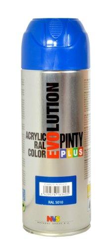 Evolution pinty p. M123007 - Pintura spray acrilica 520 cc azul